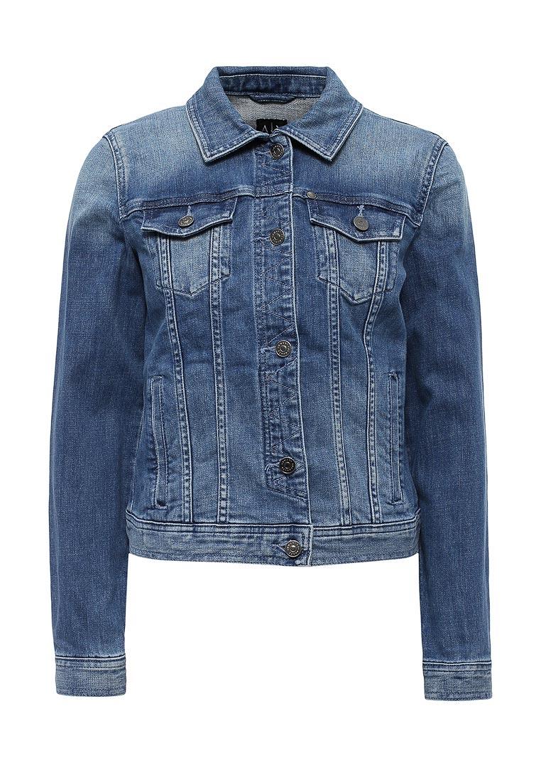 Джинсовая куртка Armani Exchange 8NYB04 Y1AJZ