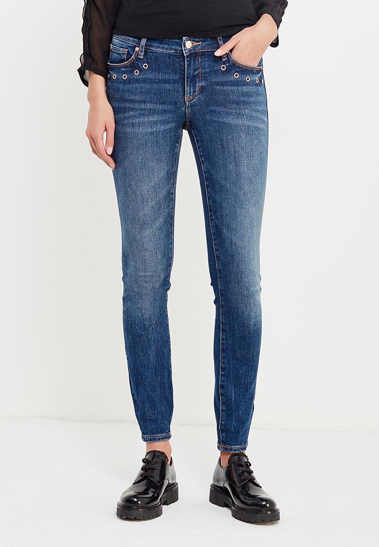 Зауженные джинсы Armani Exchange 6YYJ02 YDH6Z