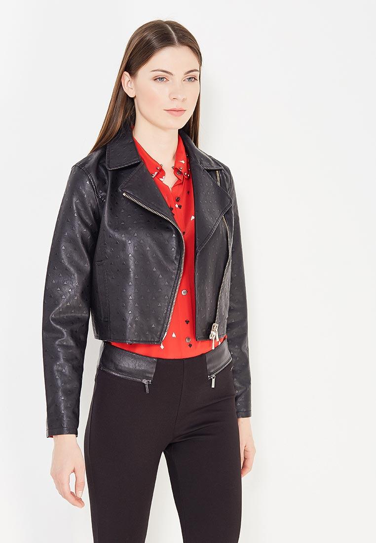 Кожаная куртка Armani Exchange 6YYB28 YN38Z