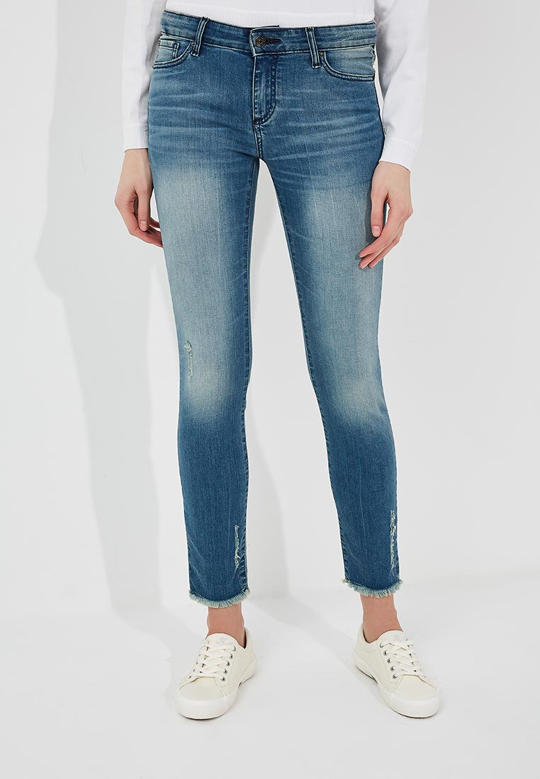 Зауженные джинсы Armani Exchange 3ZYJ02 Y2CYZ