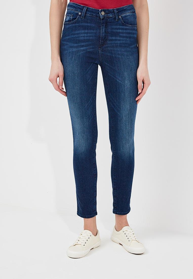 Зауженные джинсы Armani Exchange 3ZYJ24 Y2MCZ