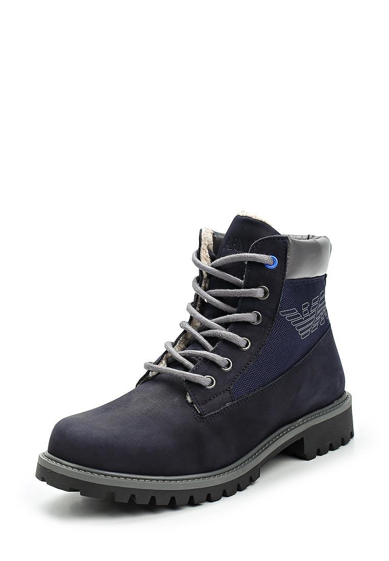 Ботинки для мальчиков Armani Junior 405523 7A060