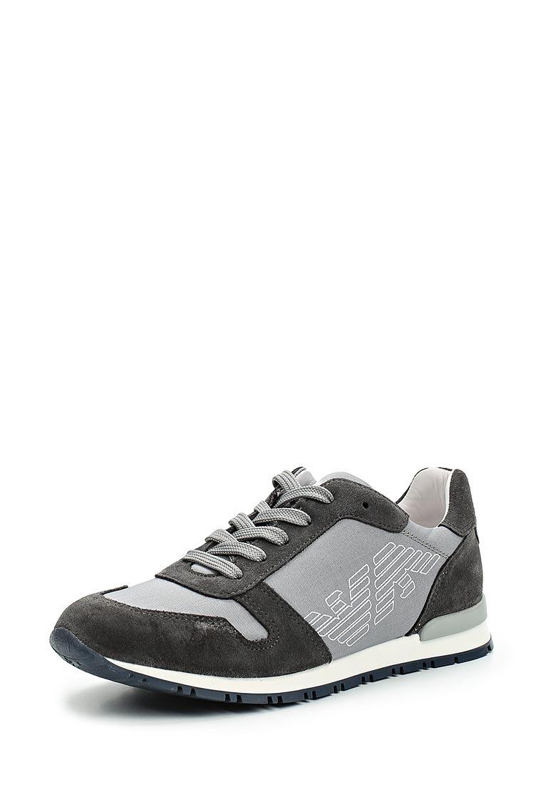 Кроссовки для мальчиков Armani Junior 405530 7A065