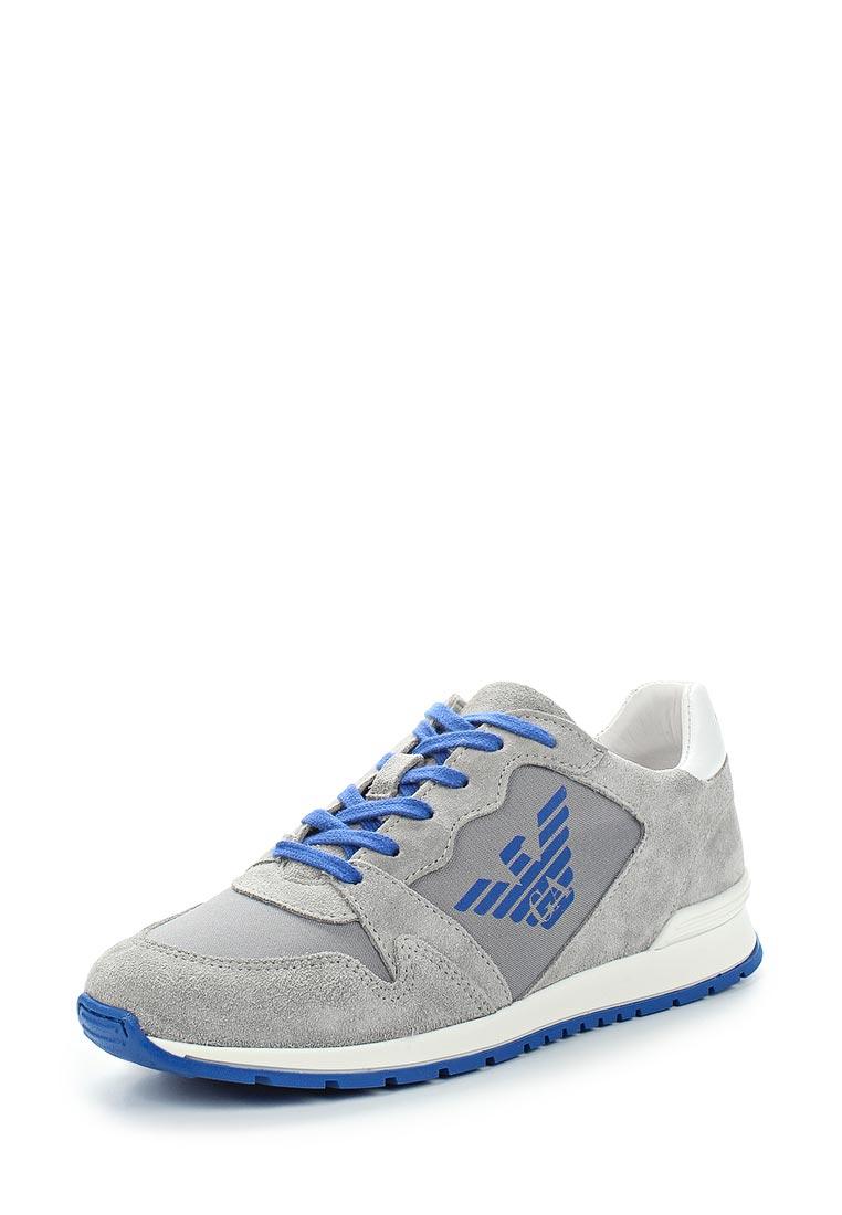Кроссовки для мальчиков Armani Junior 405530 CC065