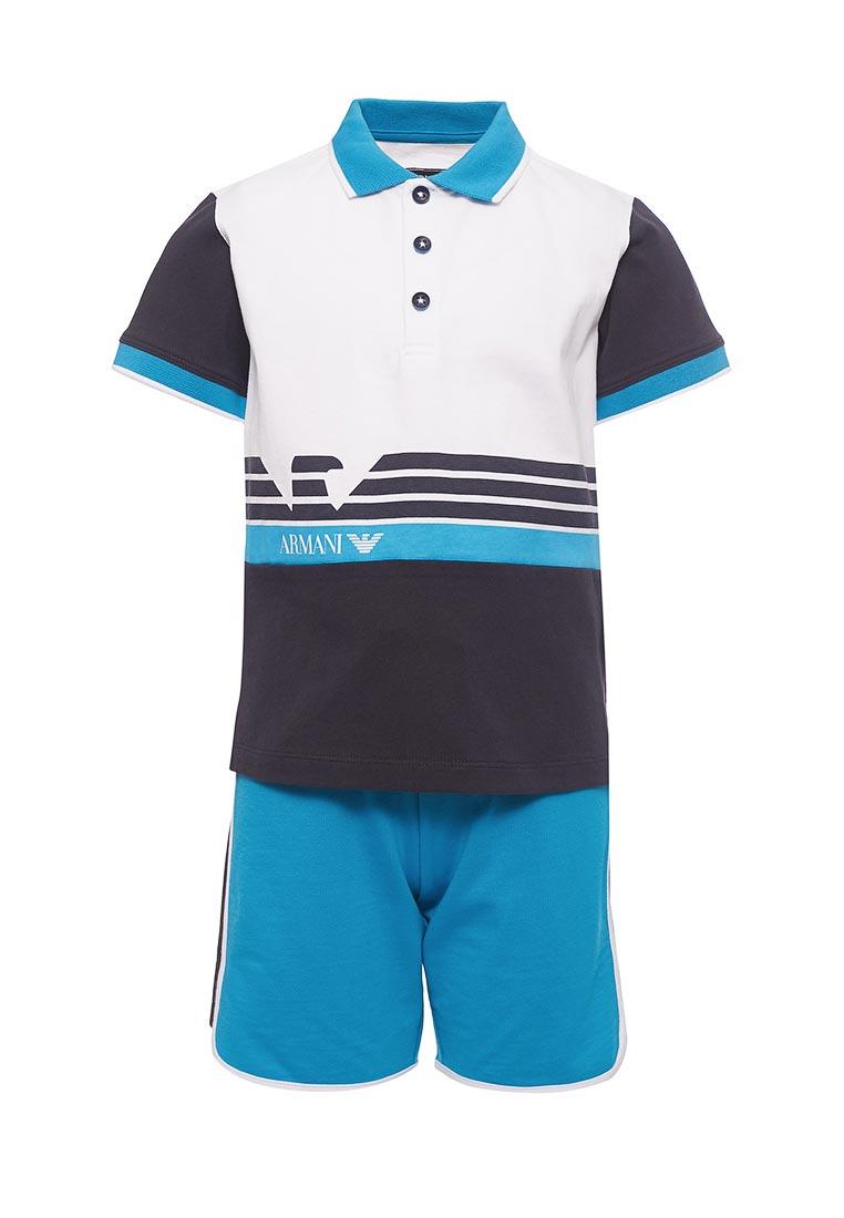 Спортивный костюм Armani Junior 3Z4V05 4JFFZ