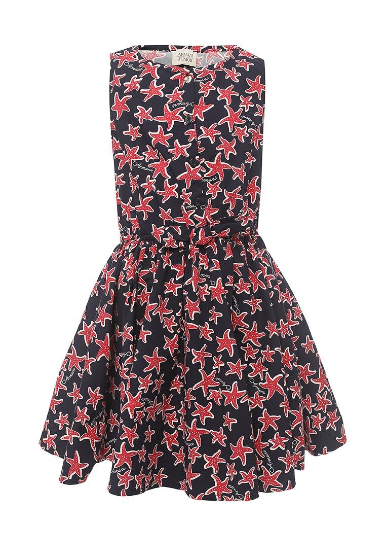 Повседневное платье Armani Junior 3Y3A13 3NCWZ