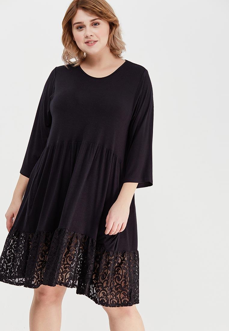 Вязаное платье Артесса TU01639BLK00