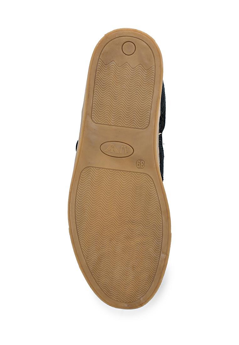 Женские кеды Armani Jeans (Армани Джинс) 925018 6A449: изображение 3