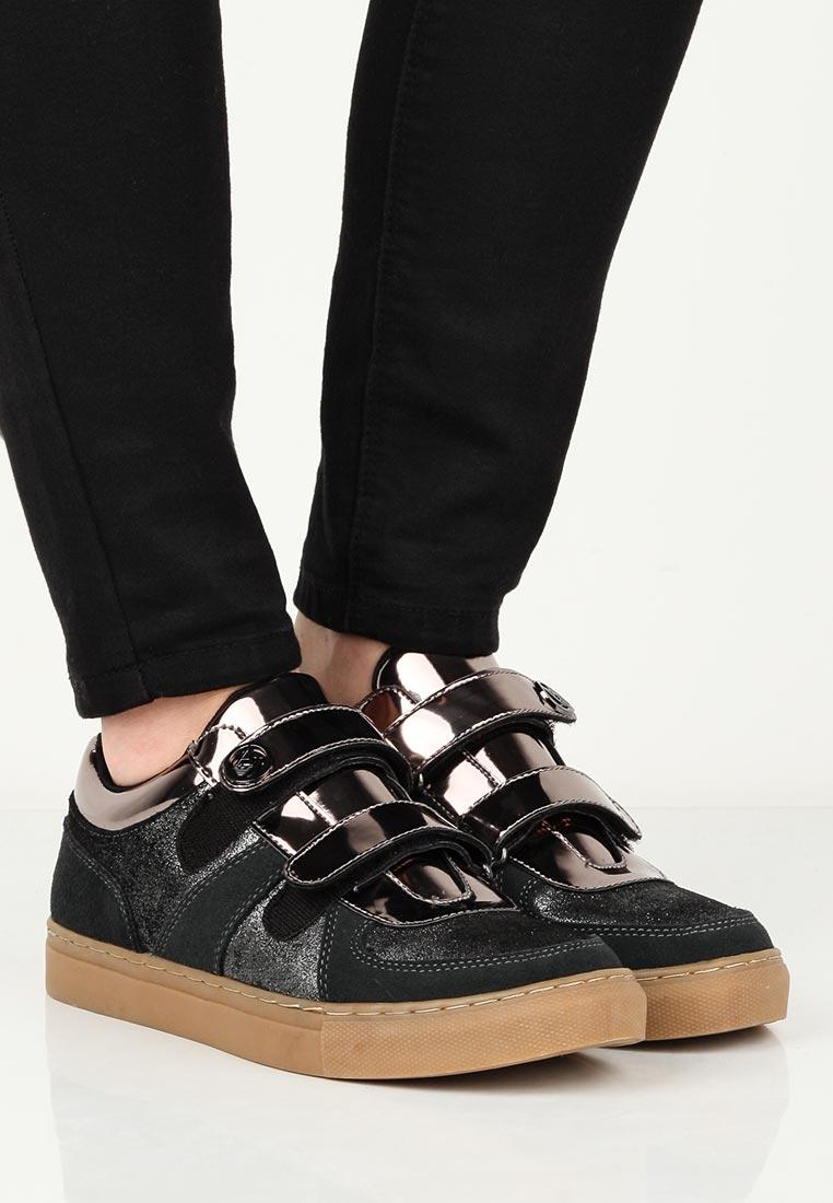 Женские кеды Armani Jeans (Армани Джинс) 925018 6A449: изображение 5