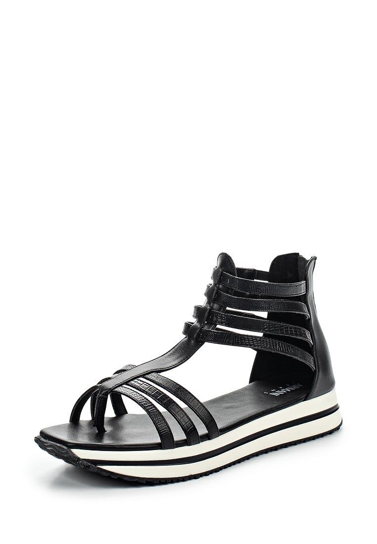 Женские сандалии Armani Jeans (Армани Джинс) 925188 7P576