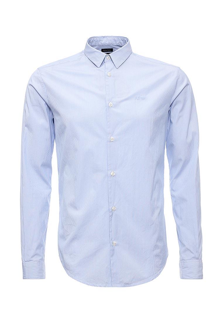 Рубашка с длинным рукавом Armani Jeans (Армани Джинс) 8n6c09 6N04Z