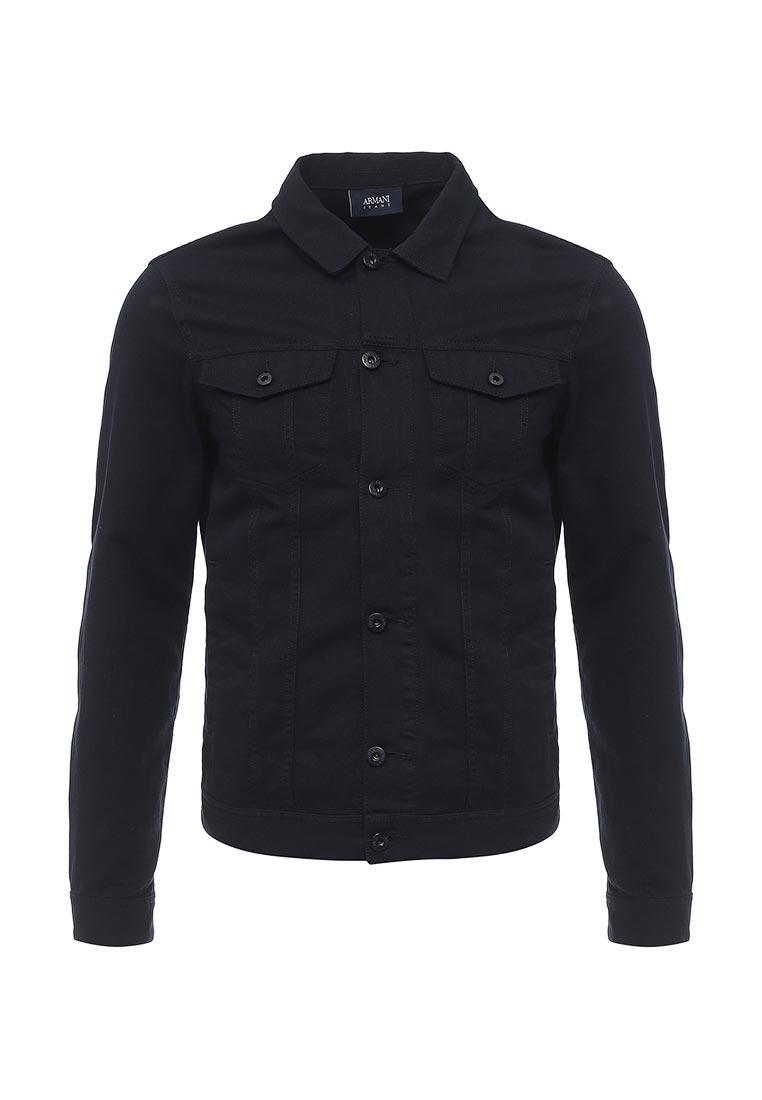 Джинсовая куртка Armani Jeans (Армани Джинс) 3y6b23 6N1YZ