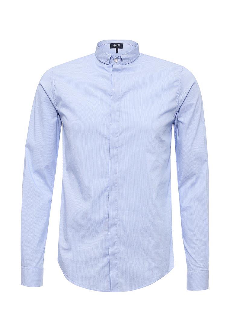 Рубашка с длинным рукавом Armani Jeans (Армани Джинс) 3y6c13 6N06Z