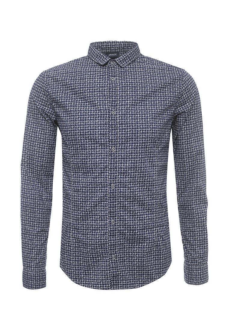 Рубашка с длинным рукавом Armani Jeans (Армани Джинс) 3y6c58 6N2PZ