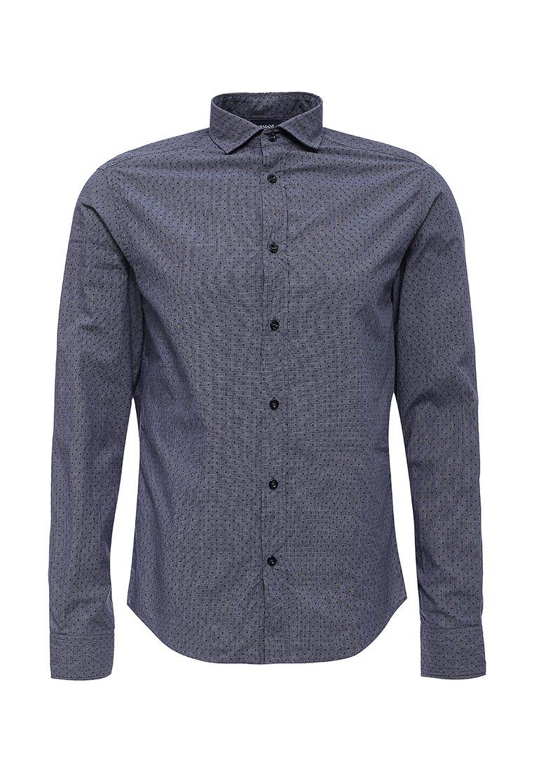 Рубашка с длинным рукавом Armani Jeans (Армани Джинс) 3Y6C74 6N1DZ