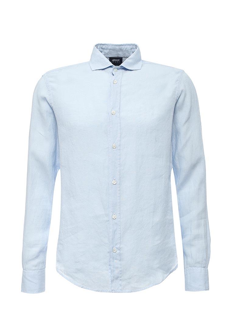 Рубашка с длинным рукавом Armani Jeans (Армани Джинс) 3y6c74 6N0PZ