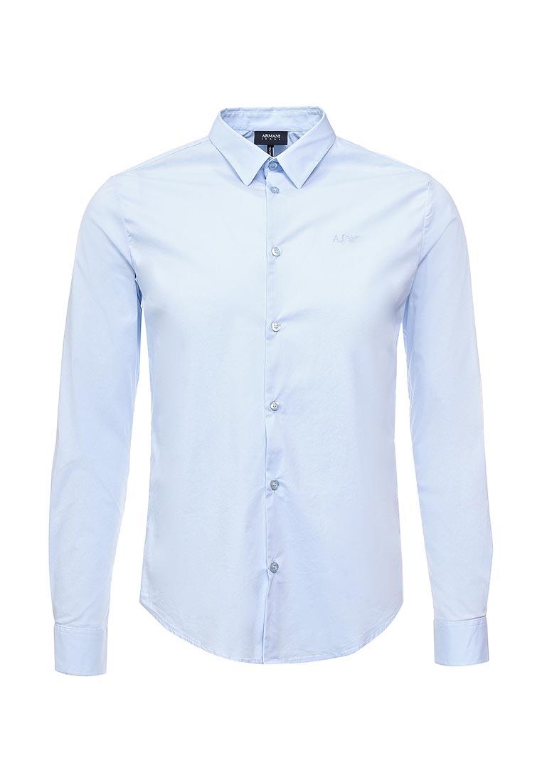 Рубашка с длинным рукавом Armani Jeans (Армани Джинс) 8N6C09 6N06Z