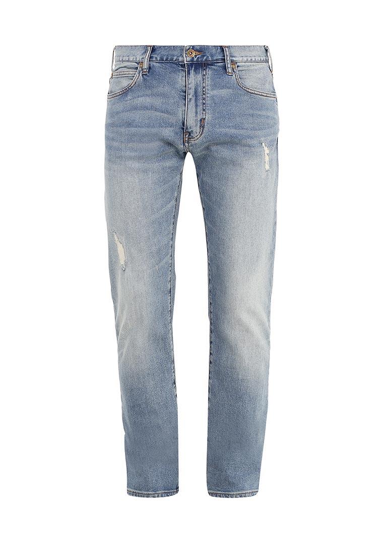 Зауженные джинсы Armani Jeans (Армани Джинс) 3y6j45 6dbmz