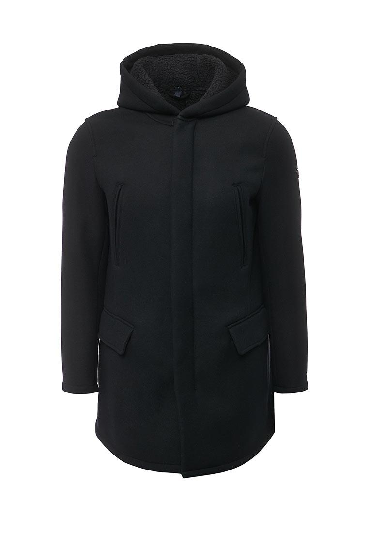 Мужские пальто Armani Jeans (Армани Джинс) 6y6l65 6NKAZ