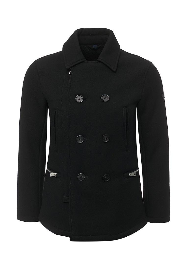 Мужские пальто Armani Jeans (Армани Джинс) 6y6k66 6NKAZ