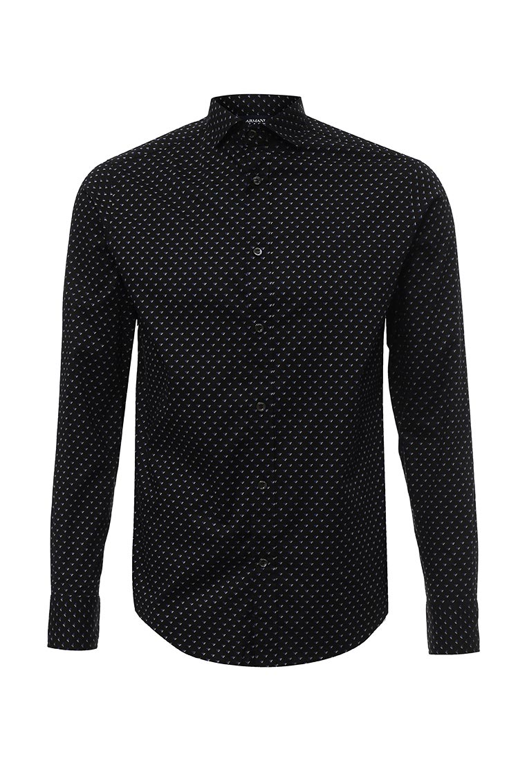 Рубашка с длинным рукавом Armani Jeans (Армани Джинс) 6y6c74 6NMVZ