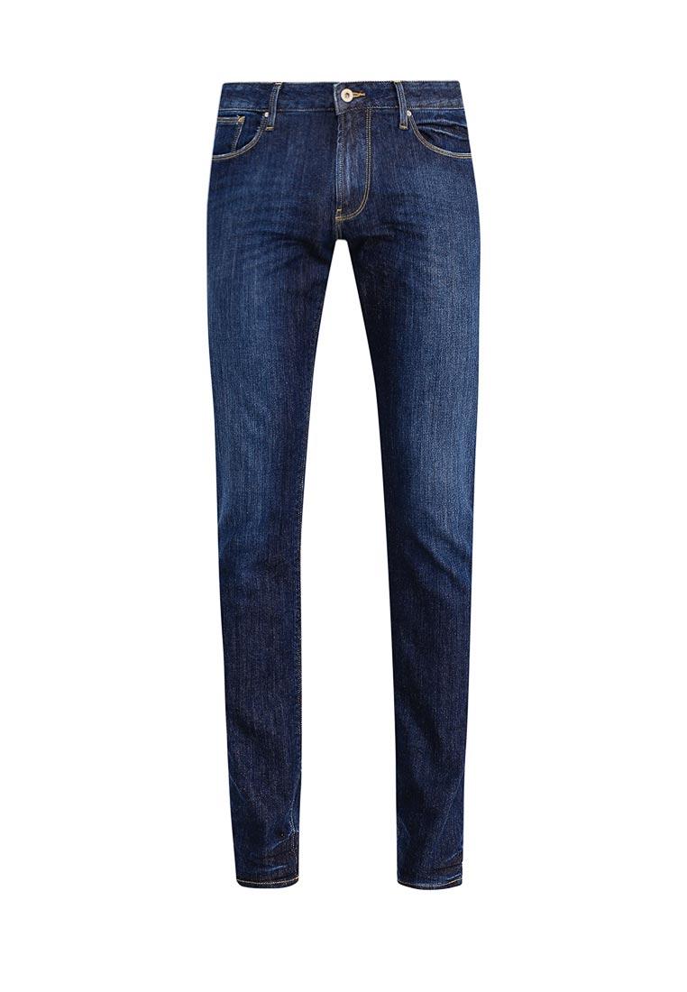 Зауженные джинсы Armani Jeans (Армани Джинс) 6y6j06 6d31z