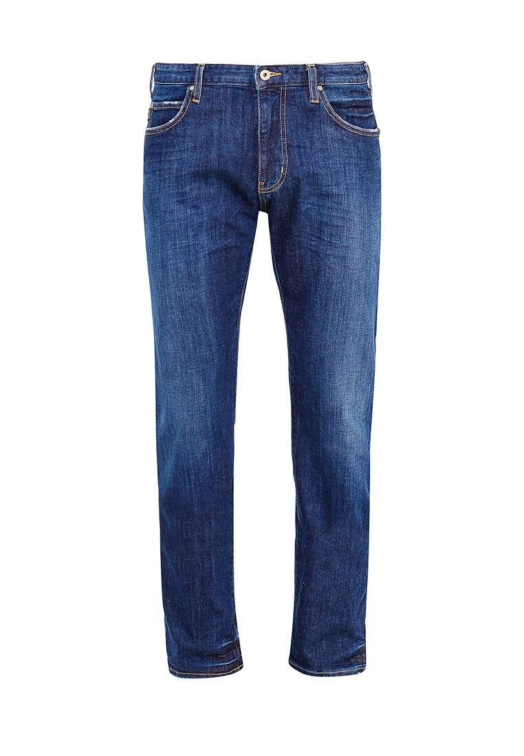 Зауженные джинсы Armani Jeans (Армани Джинс) 6y6j45 6d31z