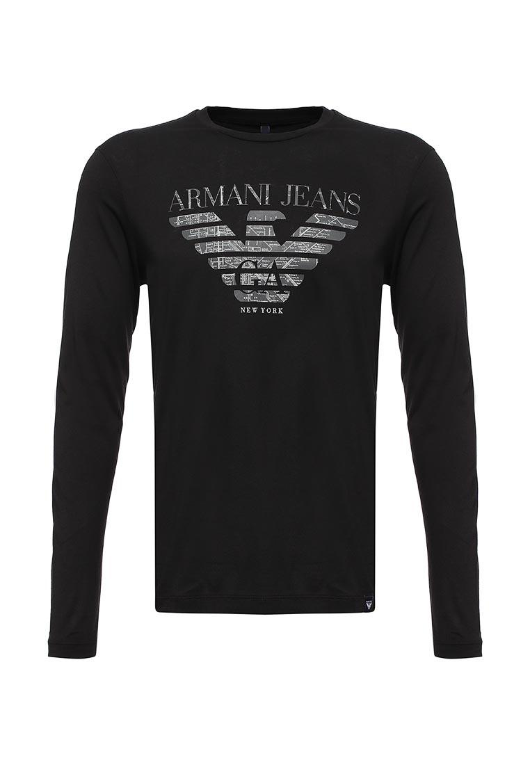 Футболка с длинным рукавом Armani Jeans (Армани Джинс) 6y6t77 6JPFZ