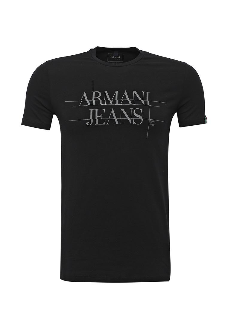 Футболка Armani Jeans (Армани Джинс) 6y6t19 6J1FZ