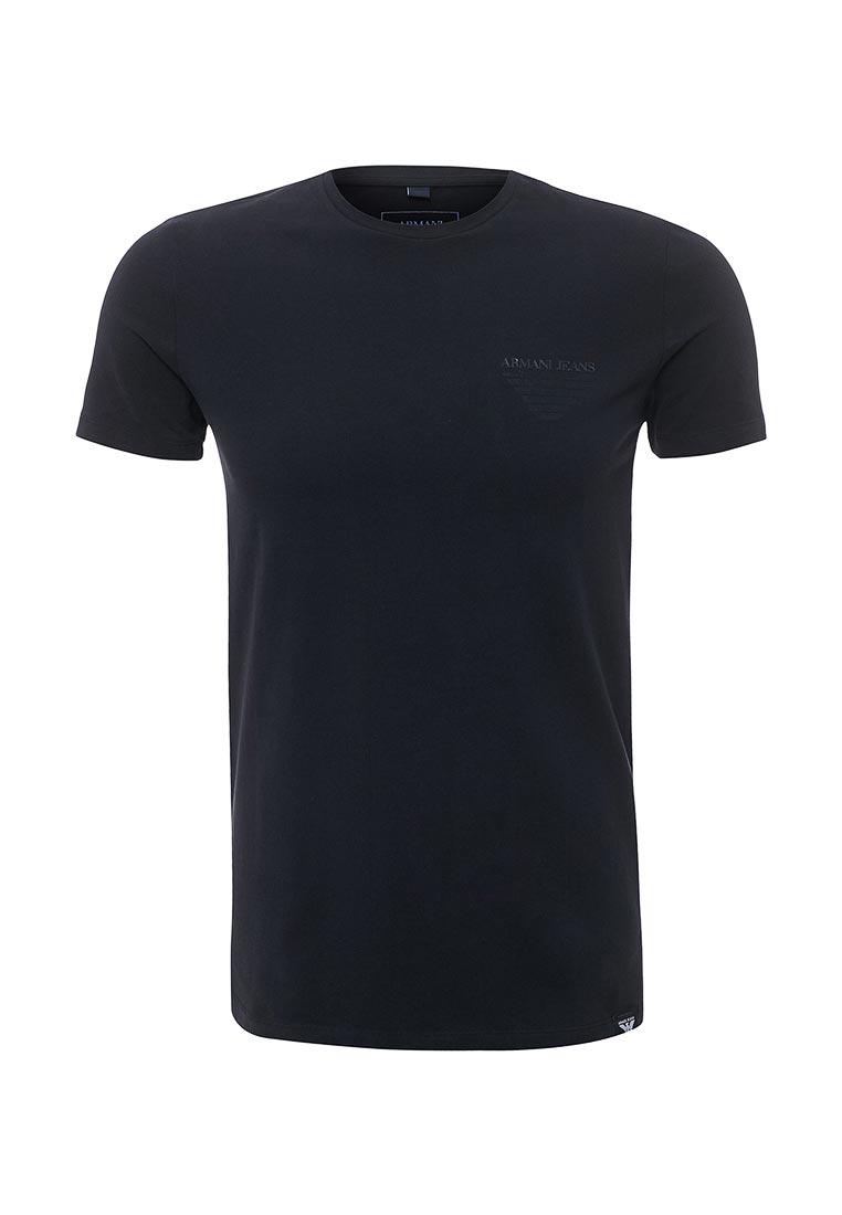 Футболка Armani Jeans (Армани Джинс) 6y6t07 6J22Z