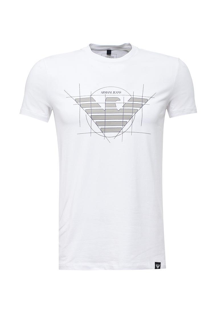 Футболка Armani Jeans (Армани Джинс) 6y6t12 6J0AZ