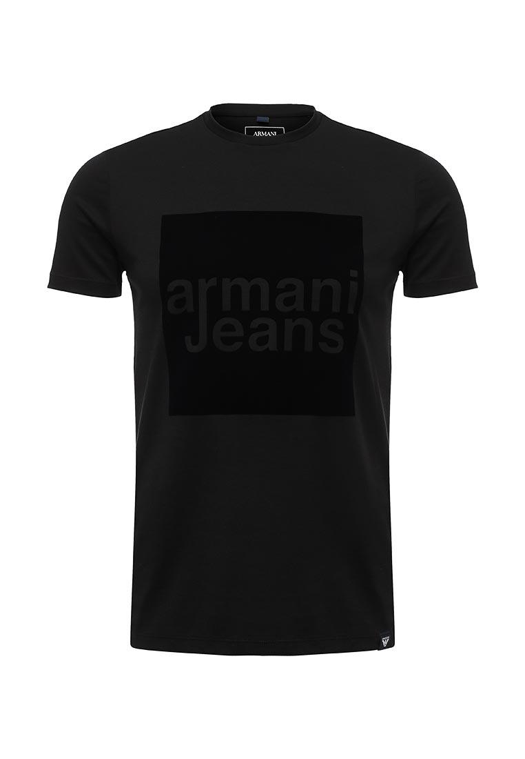 Футболка Armani Jeans (Армани Джинс) 6y6t50 6JPRZ