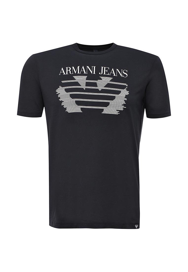 Футболка Armani Jeans (Армани Джинс) 6y6t66 6JPFZ