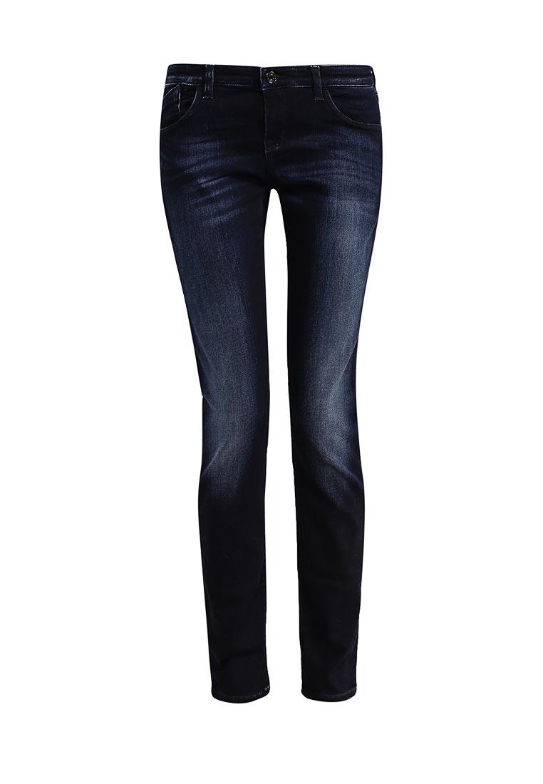 Зауженные джинсы Armani Jeans (Армани Джинс) 6X5J06 5D0QZ: изображение 1