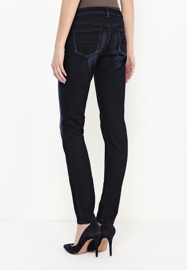 Зауженные джинсы Armani Jeans (Армани Джинс) 6X5J06 5D0QZ: изображение 4