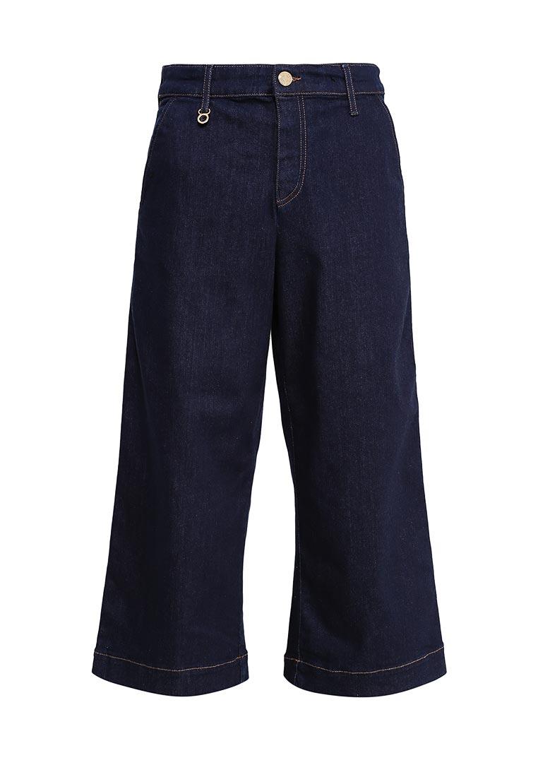 Широкие и расклешенные джинсы Armani Jeans (Армани Джинс) 6X5P01 5D00Z