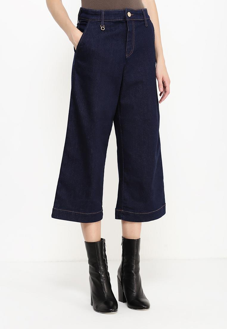 Широкие и расклешенные джинсы Armani Jeans (Армани Джинс) 6X5P01 5D00Z: изображение 7