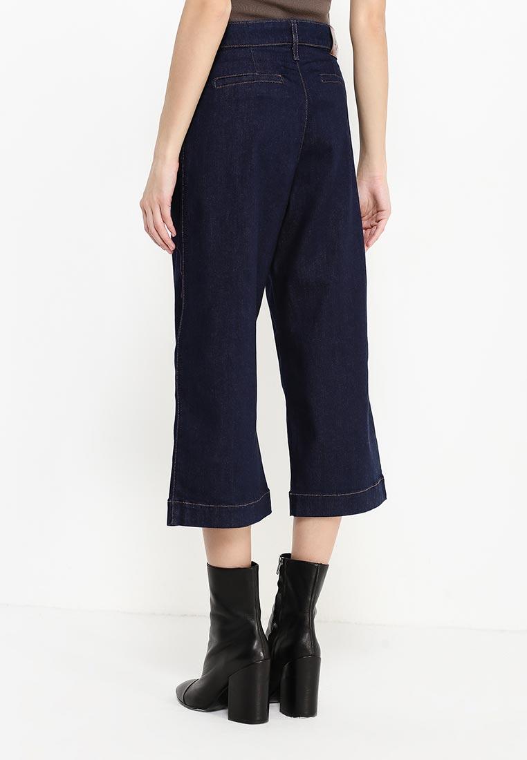 Широкие и расклешенные джинсы Armani Jeans (Армани Джинс) 6X5P01 5D00Z: изображение 8