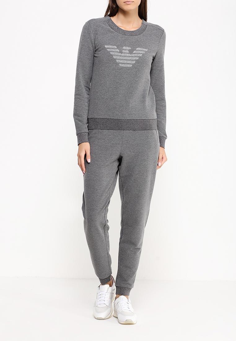 Женские спортивные брюки Armani Jeans (Армани Джинс) 6X5P80 5J0AZ: изображение 6