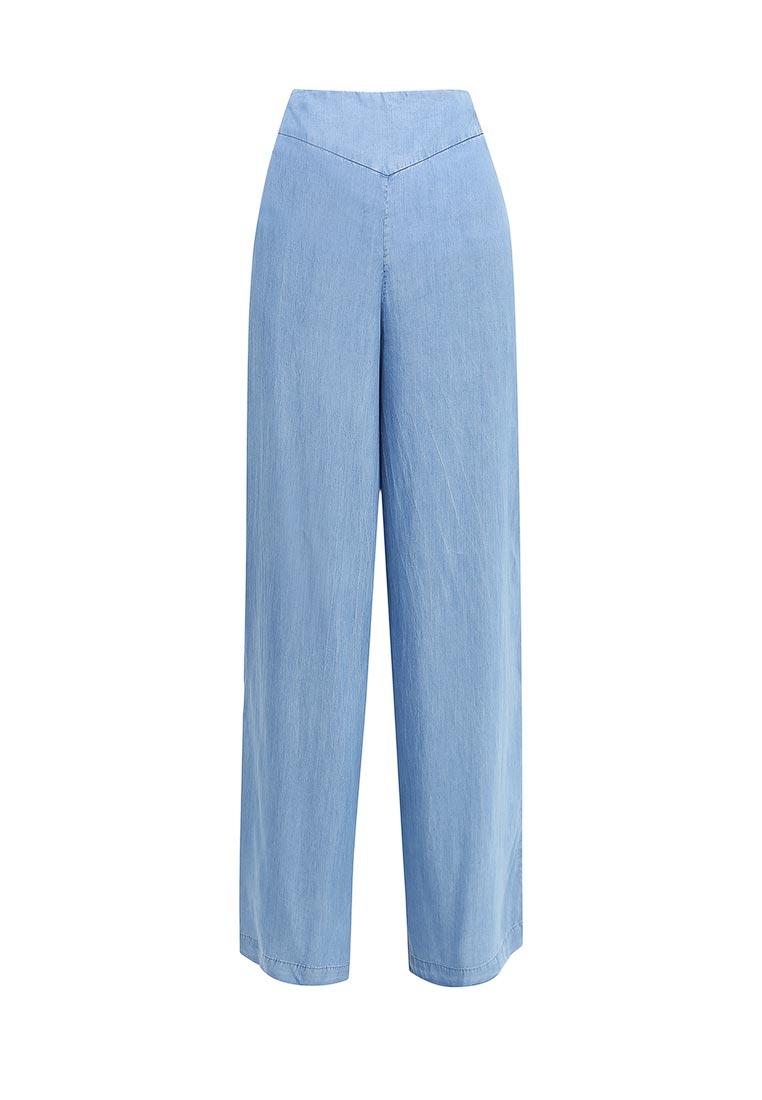 Женские широкие и расклешенные брюки Armani Jeans (Армани Джинс) 3Y5P53 5D1ZZ