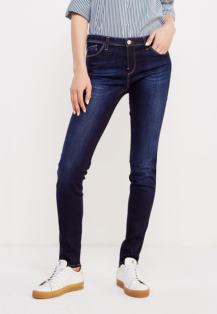 Зауженные джинсы Armani Jeans (Армани Джинс) 6Y5J28 5D2EZ