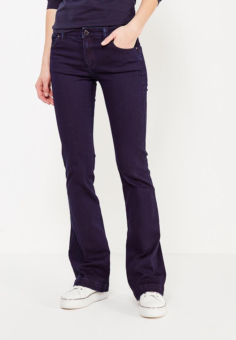 Широкие и расклешенные джинсы Armani Jeans (Армани Джинс) 6Y5J02 5DWNZ