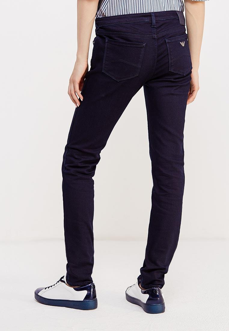Зауженные джинсы Armani Jeans (Армани Джинс) 6Y5J28 5DWNZ