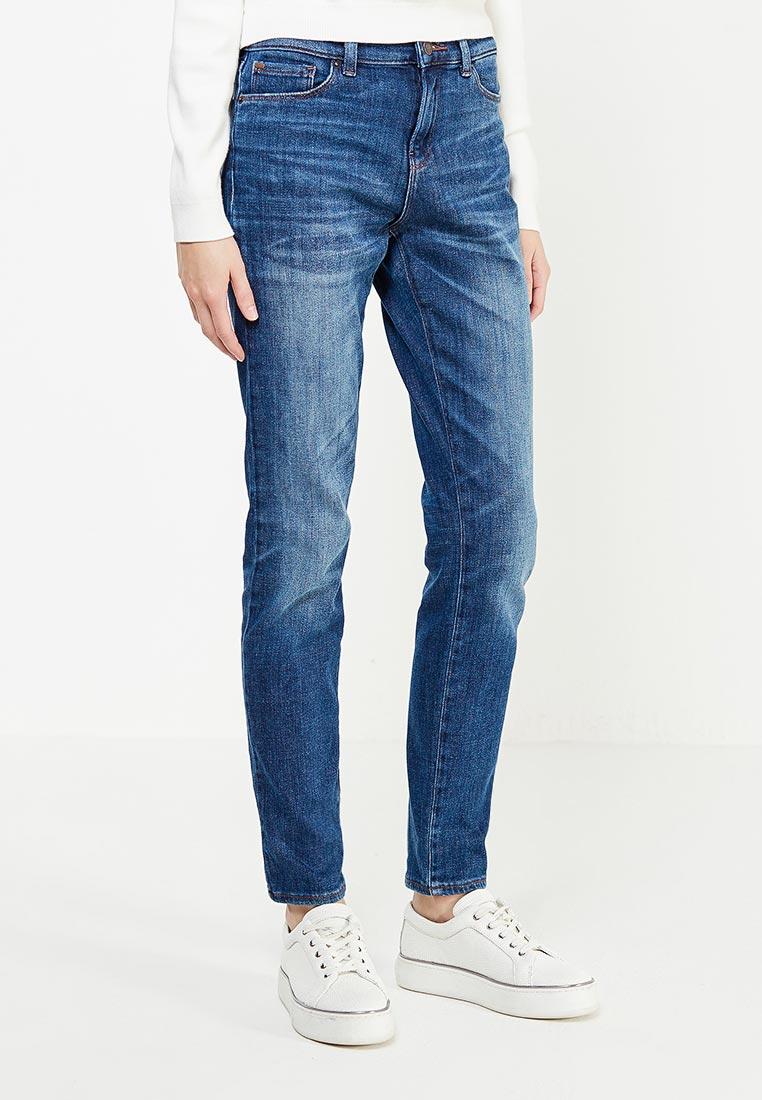Зауженные джинсы Armani Jeans (Армани Джинс) 6Y5J20 5D2NZ