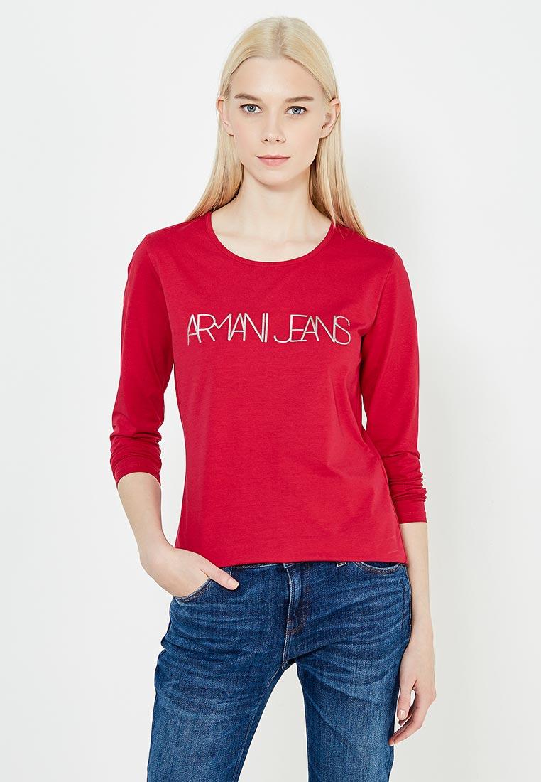 Футболка с длинным рукавом Armani Jeans (Армани Джинс) 6Y5T19 5J22Z