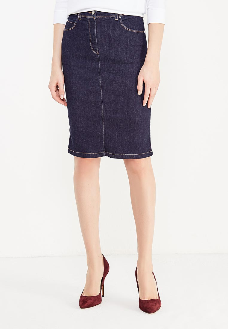 Мини-юбка Armani Jeans (Армани Джинс) 6Y5N02 5D2AZ