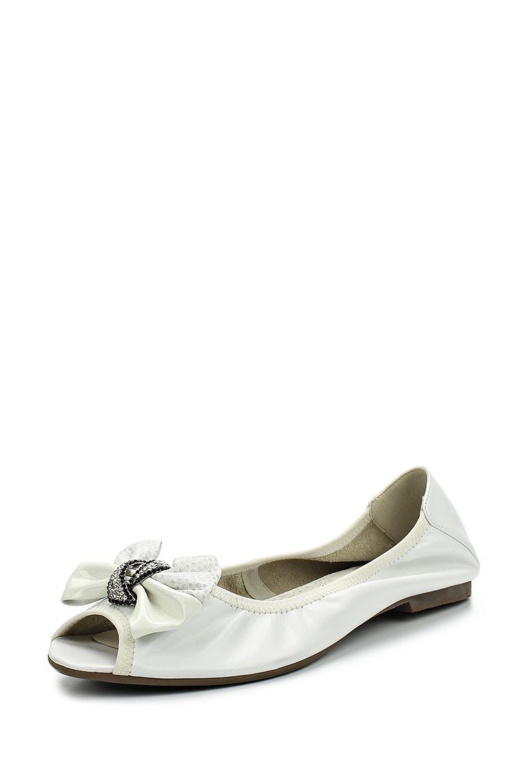 Женские балетки Ascalini W7067