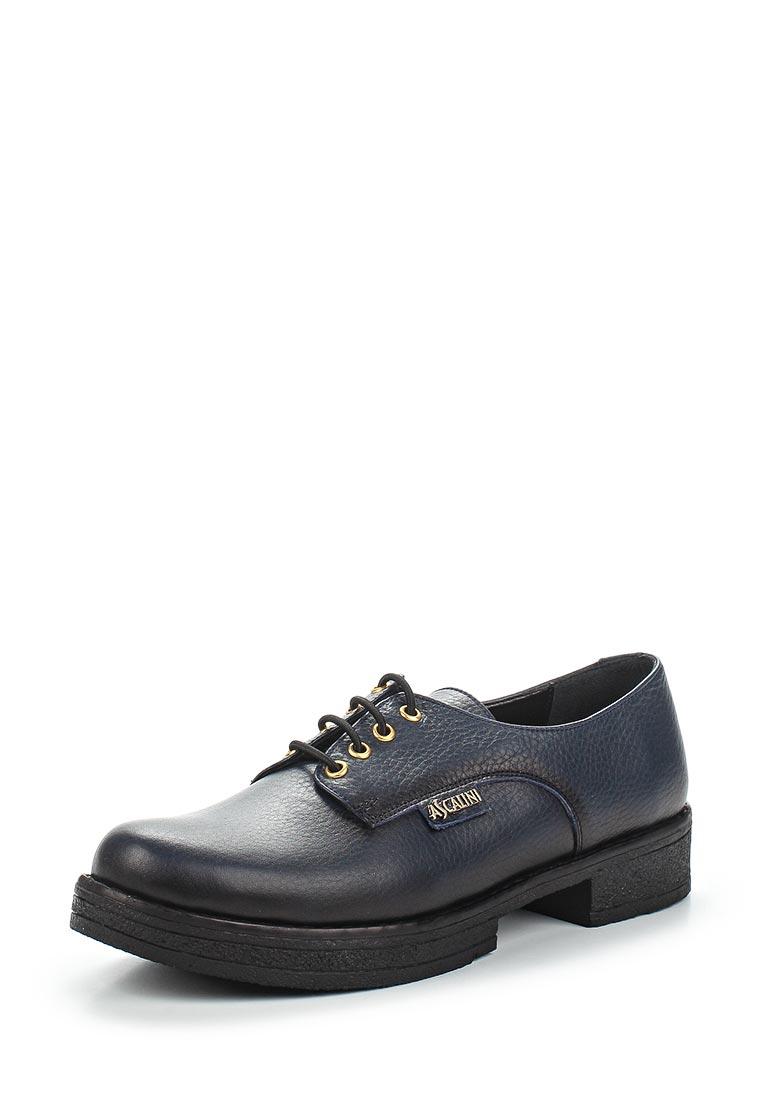 Женские ботинки Ascalini R3038