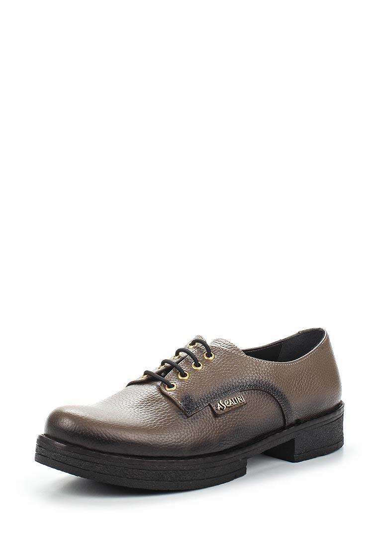 Женские ботинки Ascalini R3039