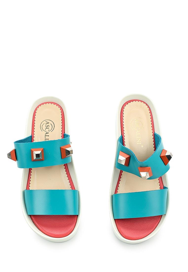 Женская обувь Ascalini R3897